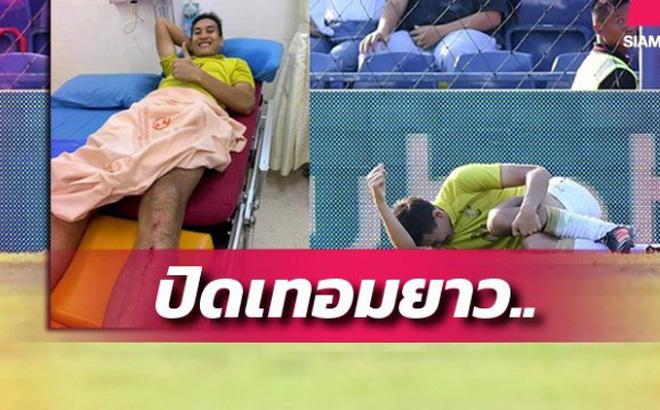 """Sao Thái Lan nhận tin """"sét đánh"""" vì pha bóng dở tệ của đồng đội ở King's Cup"""