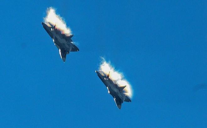 Kế hoạch B, C, D đã sẵn sàng: Su-57 Nga sẽ tới tấp bay sang Thổ Nhĩ Kỳ!