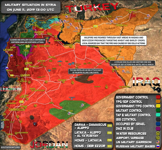 Kiên nhẫn của Nga đã hết, lằn ranh đỏ ở Syria bị giẫm đạp không thương tiếc - Đến lượt Shoigu tung nắm đấm - Ảnh 1.