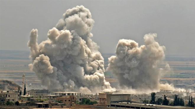 Kiên nhẫn của Nga đã hết, lằn ranh đỏ ở Syria bị giẫm đạp không thương tiếc - Đến lượt Shoigu tung nắm đấm - Ảnh 8.