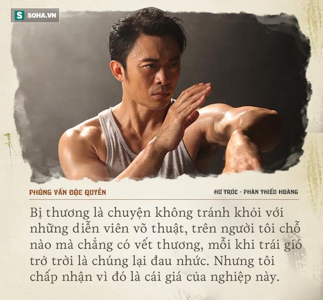 Hư Trúc Thiên Long Bát Bộ trả lời báo Việt Nam: Tôi vẫn chờ đợi cơ hội được đóng Tiêu Phong như anh Huỳnh Nhật Hoa - Ảnh 8.
