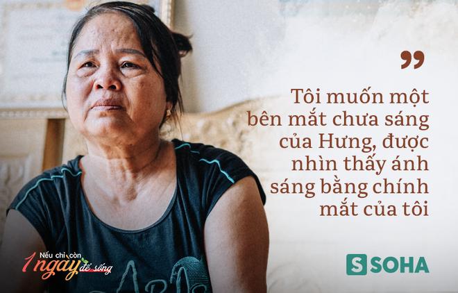 Người mẹ hiến tạng con cứu 5 người: Tôi muốn tặng người nhận giác mạc của con tôi thêm 1 bên giác mạc của mình - Ảnh 3.