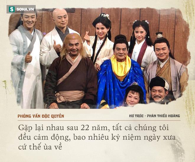 Hư Trúc Thiên Long Bát Bộ trả lời báo Việt Nam: Tôi vẫn chờ đợi cơ hội được đóng Tiêu Phong như anh Huỳnh Nhật Hoa - Ảnh 5.