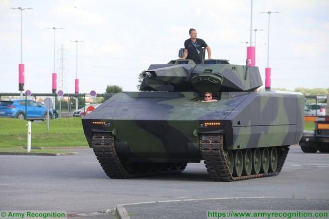 Đừng chờ xe tăng Mỹ: Đức mới là nước có câu trả lời cho xe tăng Nga T-14 Armata - Ảnh 3.