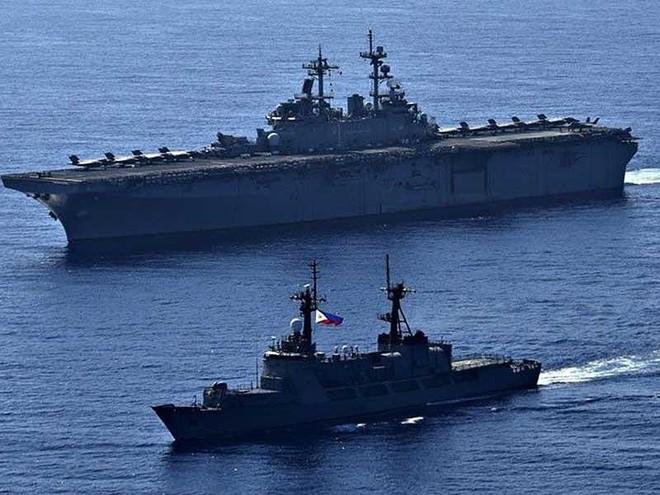 Biển Đông: Các nước hợp lực trước sức ép Trung Quốc - Ảnh 1.