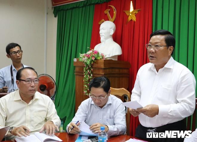 Không phát hiện đại gia Trịnh Sướng sản xuất xăng giả: UBND tỉnh Sóc Trăng thừa nhận còn yếu kém - Ảnh 1.
