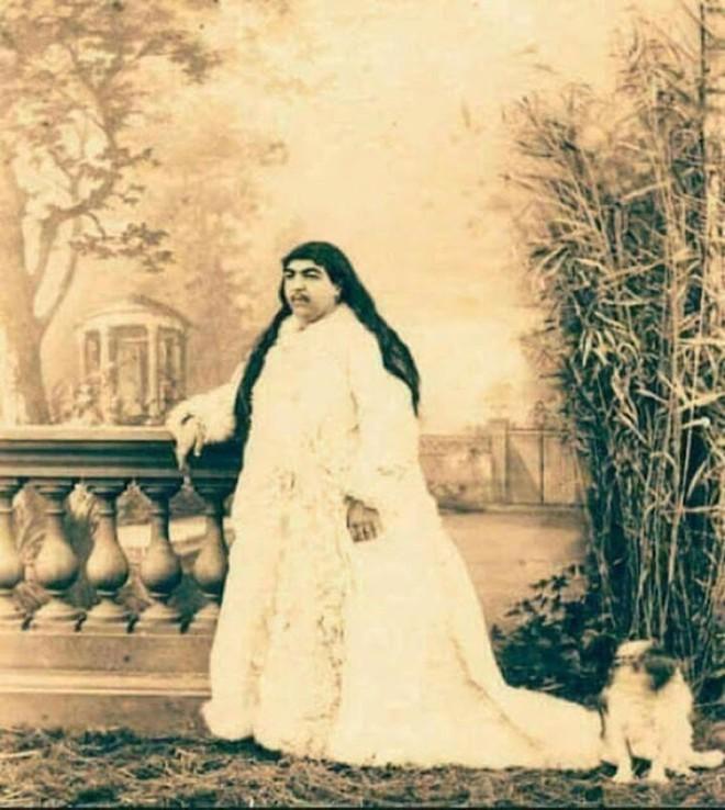 """Bất ngờ với vẻ đẹp """"khuynh đảo"""" đất nước của công chúa Ba Tư thế kỷ 19 - Ảnh 10."""