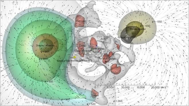 Cách xa tới hàng trăm triệu năm ánh sáng: Đây là thiên hà cô đơn nhất trong vũ trụ - Ảnh 7.