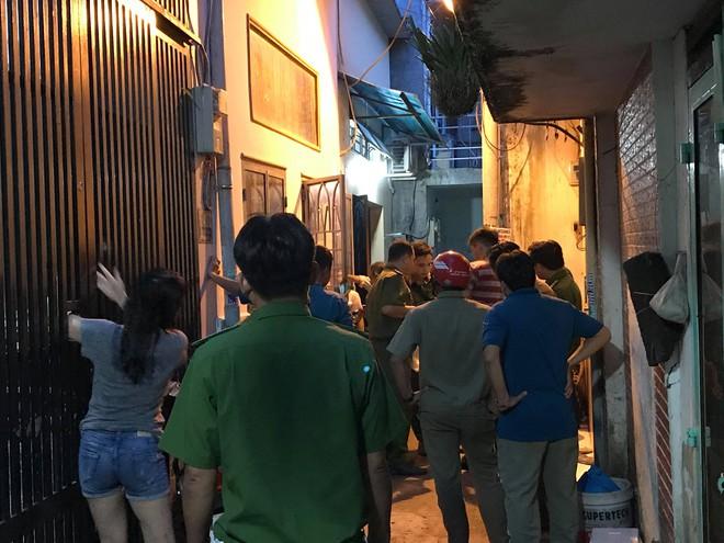 7 bà cháu ở Sài Gòn hôn mê trong nhà, 1 bé tử vong - Ảnh 1.