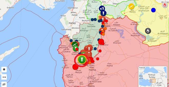 CẬP NHẬT: QĐ Syria bắn rơi máy bay phiến quân - Nga đi nước cờ cao tay, gây náo loạn Washington - Ảnh 9.
