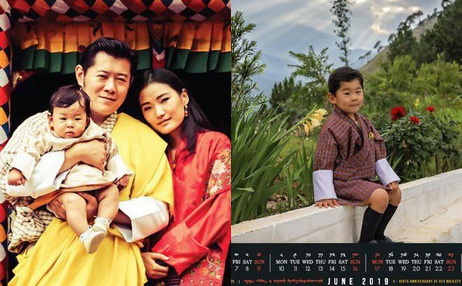 'Vương quốc hạnh phúc' Bhutan công bố hình ảnh mới nhất của hoàng tử bé khiến nhiều người ngỡ ngàng vì thay đổi quá nhiều