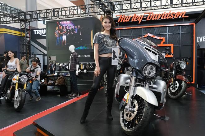 "Loạt ""bom tấn"" Vinfast, Mitsubishi, Triumph hội tụ tại Vietnam AutoExpo 2019 - Ảnh 8."