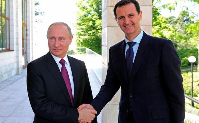 Toan tính của Nga đằng sau những giao tranh liên tiếp ở Syria