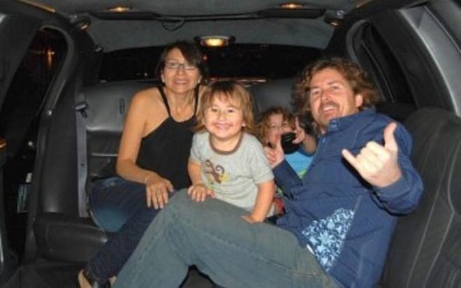 Gã đàn ông Mỹ giết 4 người trong gia đình rồi vùi xác ngoài sa mạc - Ảnh 2.