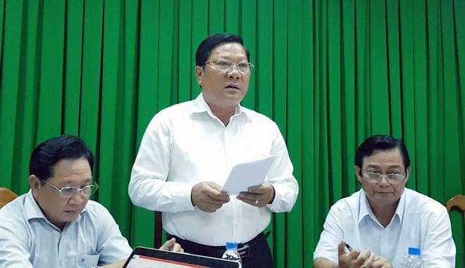 Phó bí thư Sóc Trăng khẳng định chuyến đi Nhật là tự túc, không phải do Trịnh Sướng tài trợ - Ảnh 1.