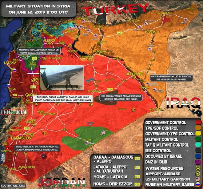 CẬP NHẬT: QĐ Syria bắn rơi máy bay phiến quân - Nga đi nước cờ cao tay, gây náo loạn Washington - Ảnh 6.