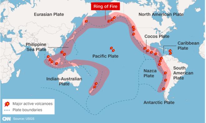 Núi lửa phun như ngày tận thế ở Bắc Sumatra, Indonesia - Ảnh 5.