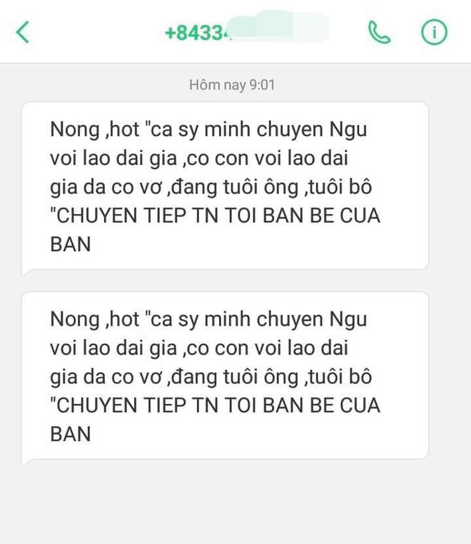 Ca sĩ Minh Chuyên bị tống tiền, tố ngủ với đại gia lớn tuổi đã có vợ - Ảnh 1.