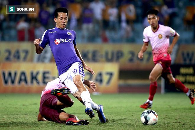 HLV CLB Hà Nội: Quang Hải bị cúm, nhiều tuyển thủ Hà Nội có dấu hiệu quá tải - Ảnh 1.