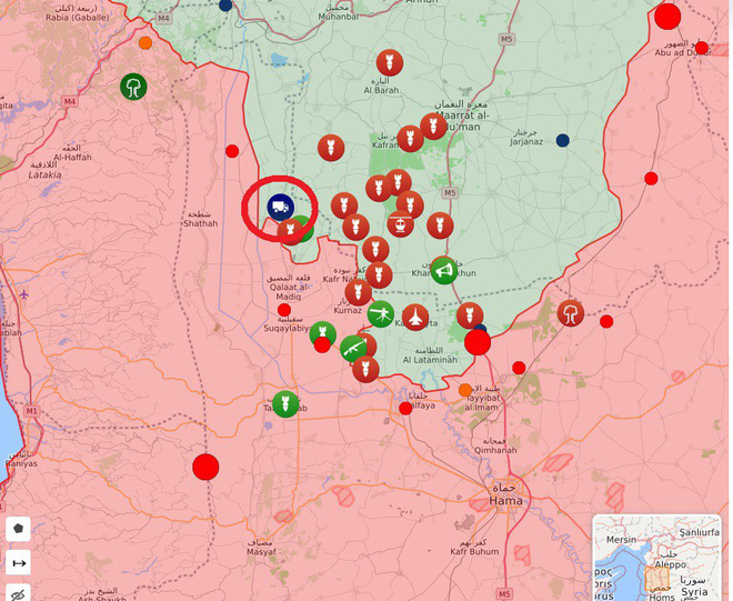 Phiến quân Syria khiến 2 ông lớn cùng lúc nổi giận - KQ Nga xuất kích bảo vệ binh sĩ Thổ Nhĩ Kỳ - Ảnh 8.