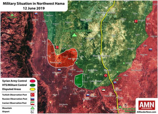 Phiến quân Syria khiến 2 ông lớn cùng lúc nổi giận - KQ Nga xuất kích bảo vệ binh sĩ Thổ Nhĩ Kỳ - Ảnh 15.