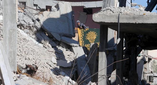 Israel bị tấn công, Iron Dome thần thánh lập công - Chiến đấu cơ xuất kích trả đũa ồ ạt - Ảnh 2.