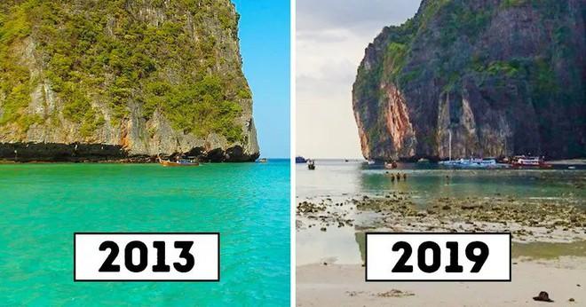 8 địa điểm du lịch nổi tiếng thế giới giờ đã biến mất vĩnh viễn bởi sự tàn phá của con người - Ảnh 1.