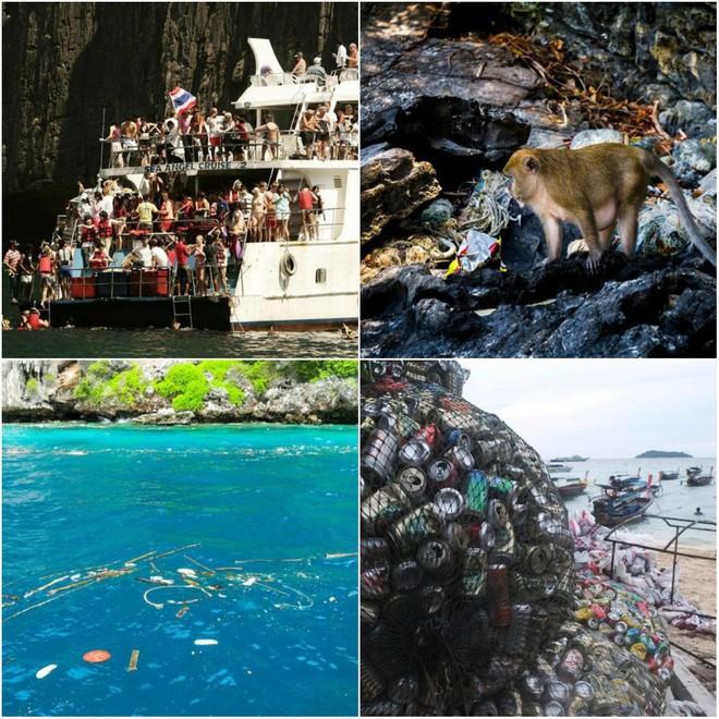 8 địa điểm du lịch nổi tiếng thế giới giờ đã biến mất vĩnh viễn bởi sự tàn phá của con người - Ảnh 2.