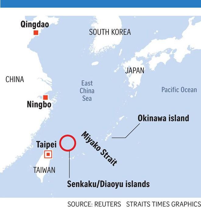 Trung Quốc tuyên bố không dùng tàu sân bay giải quyết tranh chấp trên biển - Ảnh 1.