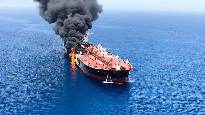 Vụ tấn công tàu chở dầu: Iran bị quy chụp, Nga ngay lập tức lên tiếng giải vây Tehran - Ảnh 1.