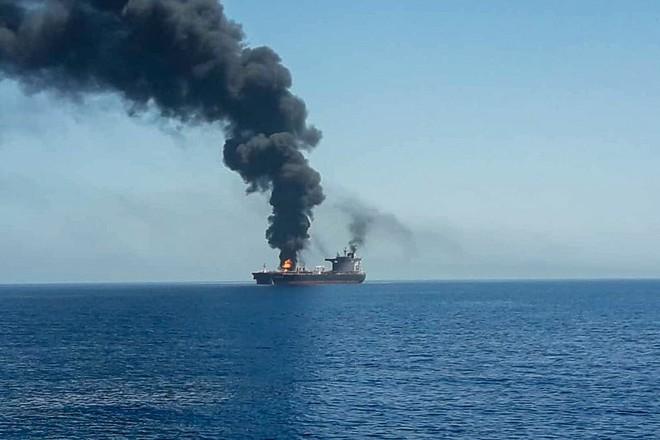 Vụ tấn công tàu chở dầu: Iran bị quy chụp, Nga ngay lập tức lên tiếng giải vây Tehran - Ảnh 2.