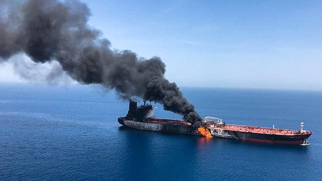 Vụ tấn công tàu chở dầu: Iran bị quy chụp, Nga ngay lập tức lên tiếng giải vây Tehran - Ảnh 3.