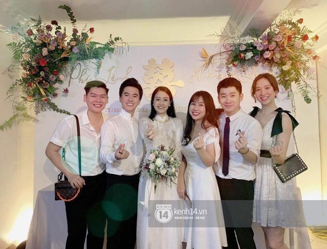 Chồng sắp cưới xúc động, dành nụ hôn tình cảm cho MC Phí Linh trong đám hỏi - Ảnh 11.