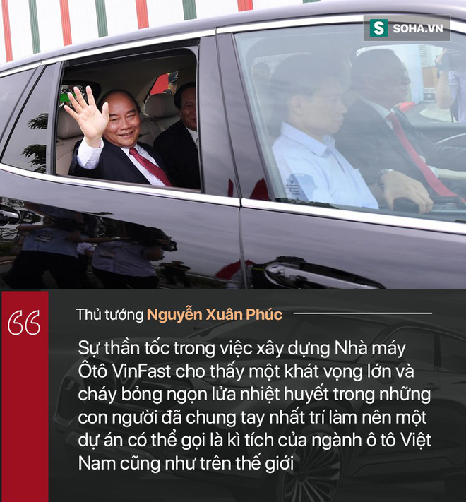 Yêu cầu đặc biệt của Thủ tướng Chính phủ dành cho VinFast - Ảnh 2.