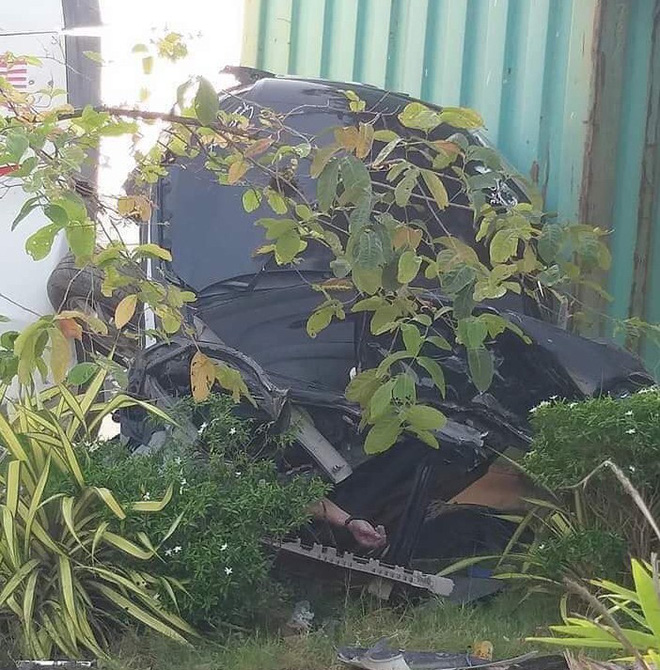 Lời khai của tài xế container tông xe ô tô khiến 5 người tử vong - Ảnh 1.