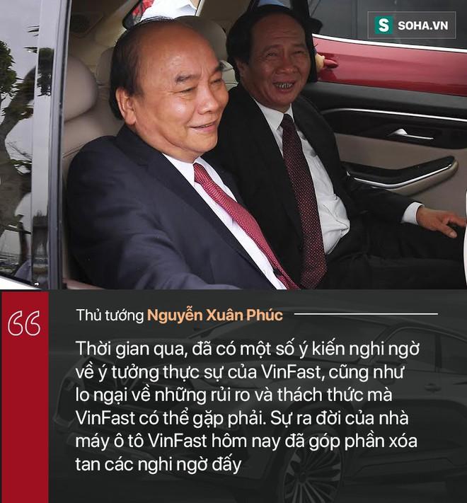 Yêu cầu đặc biệt của Thủ tướng Chính phủ dành cho VinFast - Ảnh 1.