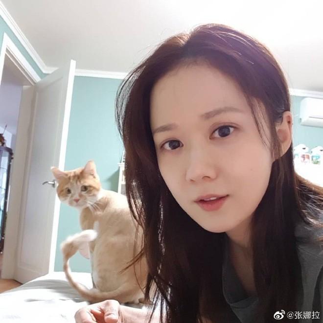 Ở tuổi U40, Jang Nara vẫn gây sốt vì xinh như thiếu nữ, không hổ danh nữ thần nhan sắc - Ảnh 10.