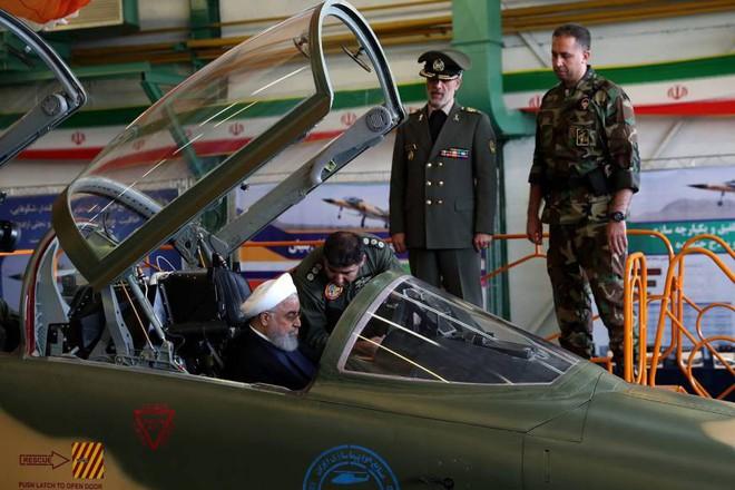 Mỹ sẽ nghiền nát Không quân Iran nếu chiến tranh xảy ra - Ảnh 1.