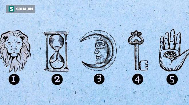Hãy chọn một biểu tượng, nó sẽ cho biết bạn đang cần gì trong cuộc sống - Ảnh 1.