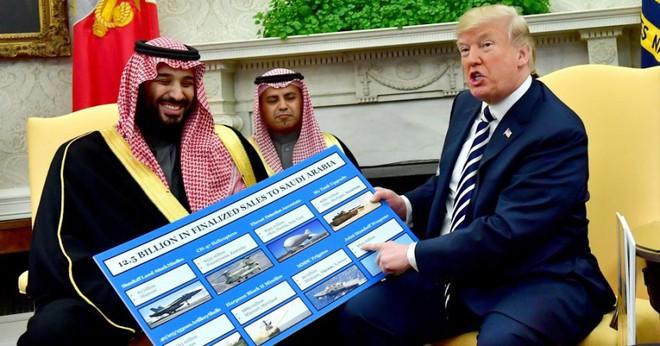 Giải mật: 2 tàu dầu bị tấn công ở Vịnh Oman, Mỹ nhẹ nhàng đút túi 350 tỷ USD - Siêu lợi? - Ảnh 3.