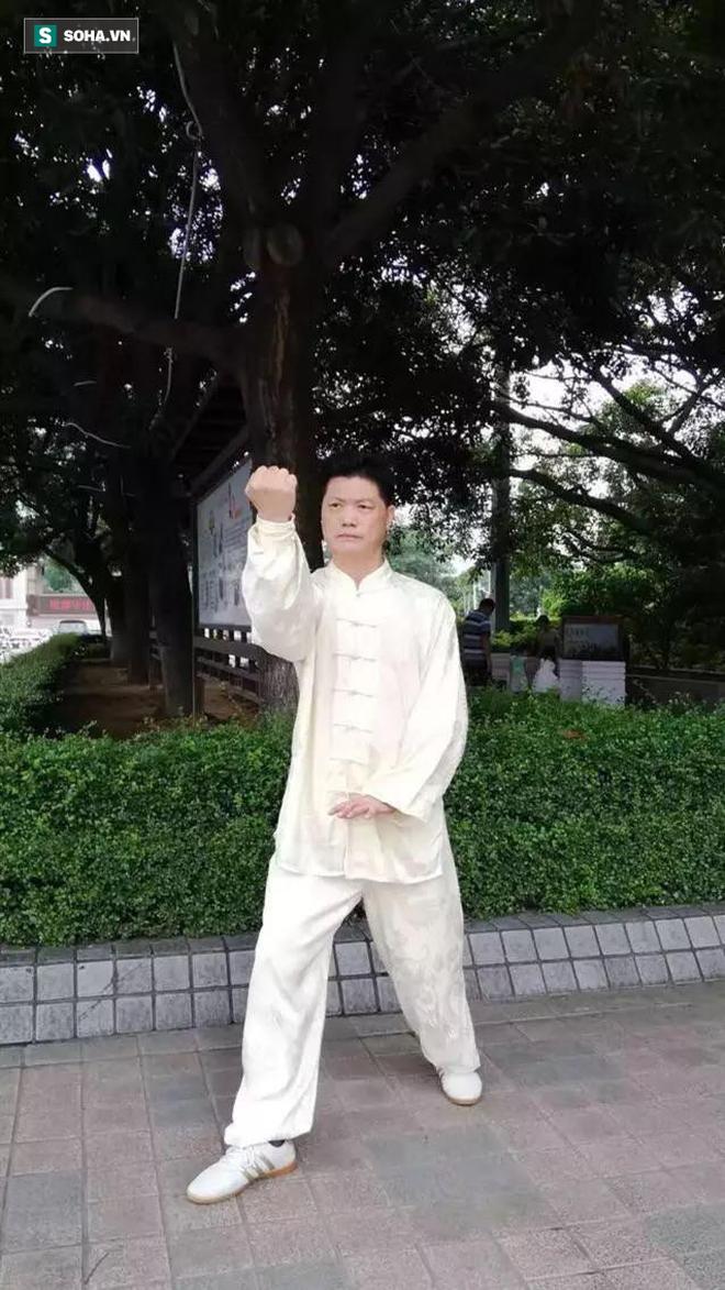 Võ sư Thiếu Lâm lên tiếng vụ chọc mắt võ sĩ MMA: Tôi có thể chấp cả 10 người như anh ta! - Ảnh 2.