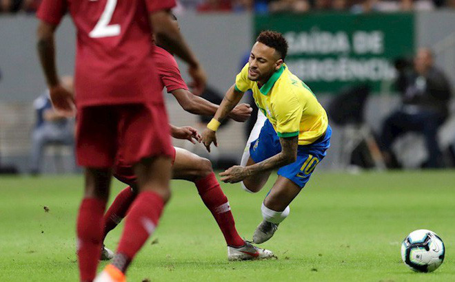 Copa America: Vắng Neymar không phải là thảm họa với Brazil