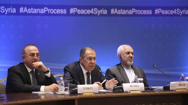 Không chỉ đơn giản là cắt đôi cánh Iran, Mỹ-Israel còn toan tính để Nga bật bãi khỏi Syria? - Ảnh 1.