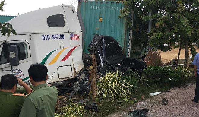 Danh tính 5 nạn nhân tử vong trong tai nạn thảm khốc Tây Ninh - Ảnh 1.