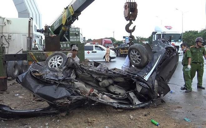 Danh tính 5 nạn nhân tử vong trong tai nạn thảm khốc Tây Ninh