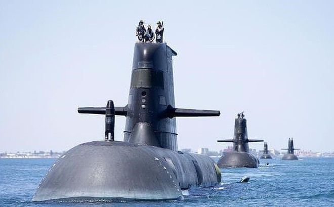 Biển Đông: Úc cần 'thế trận phòng thủ mới' trước Trung Quốc
