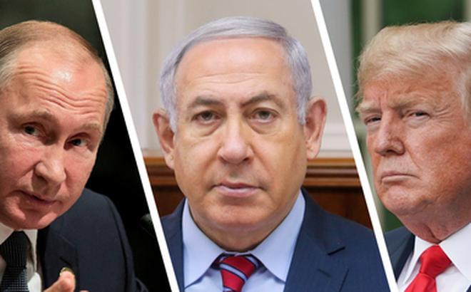 """Không chỉ đơn giản là """"cắt đôi cánh Iran"""", Mỹ-Israel còn toan tính để Nga """"bật bãi"""" khỏi Syria?"""