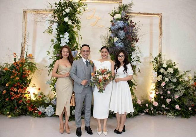 Biên tập viên VTV tiết lộ chuyện tình với MC Phí Linh trong lễ cưới - Ảnh 6.