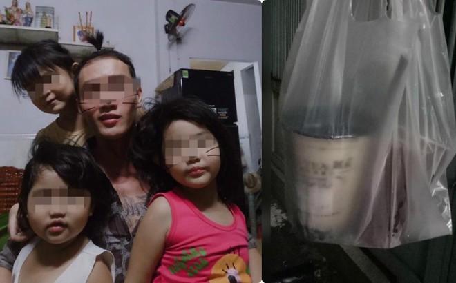 Bị bom 2 ly trà sữa, nỗi khổ của shipper càng lớn vì... nhà có 3 cô con gái
