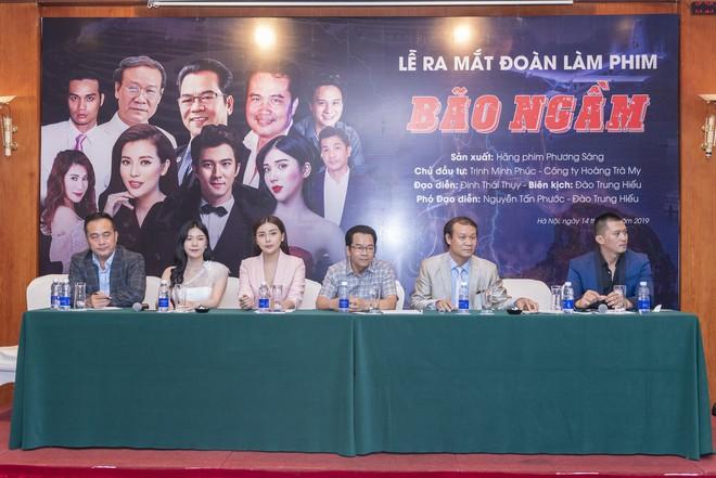 Ra mắt phim Cảnh sát hình sự mới mang tên Bão ngầm - Ảnh 1.